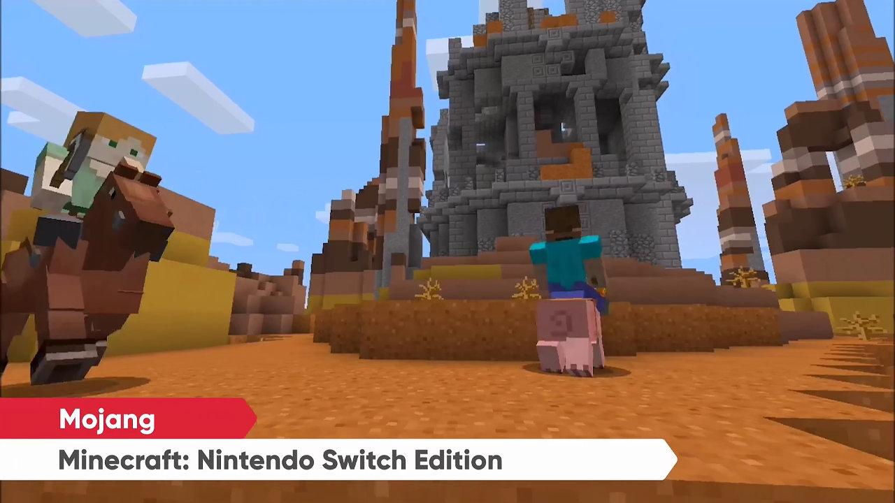 【マイクラ】『Minecraft: Nintendo Switch Edition』のWii U版との違い、マップサイズや画質、マップデータの引き継ぎなど気になるQ&Aまとめ