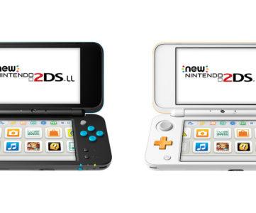 任天堂、大画面で新しい「Newニンテンドー2DS LL」を7月に世界発売