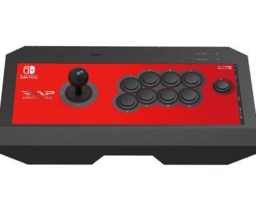 HORI、Nintendo Switch 対応のアケコン『リアルアーケードPro』と『ホリパッド』を7月発売