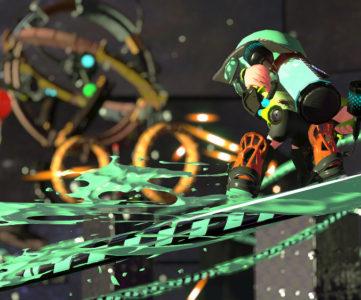 スプラトゥーン2:ヒーローモードもパワーアップしてブキ種やギミック、タコが多彩に
