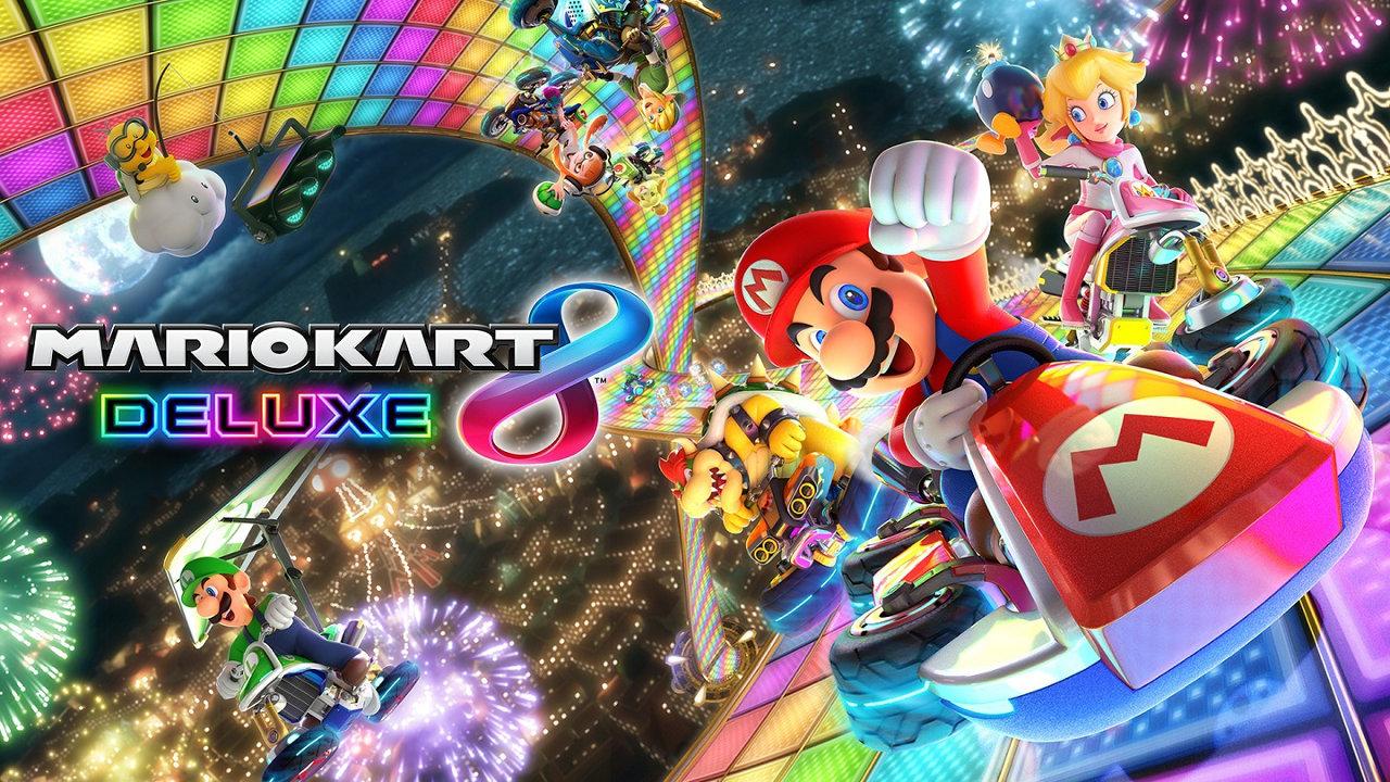 任天堂、スイッチ『マリオカート8 デラックス』のアップデートをまだ続けていく考え