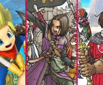 【DQ】Nintendo Switchで遊べる『ドラゴンクエスト』シリーズ、スイッチ版の特徴や他機種版との違い・変更点