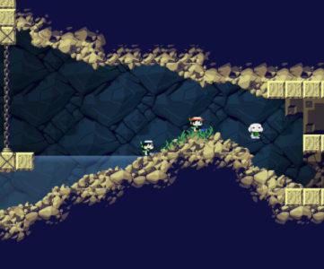 Nintendo Switch『Cave Story+ (洞窟物語)』、発売後のアップデートで協力プレイに対応