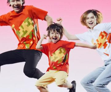 【ユニクロ】任天堂コラボUT:「UT GRAND PRIX 2017」の受賞作品が決定、5月19日より発売開始