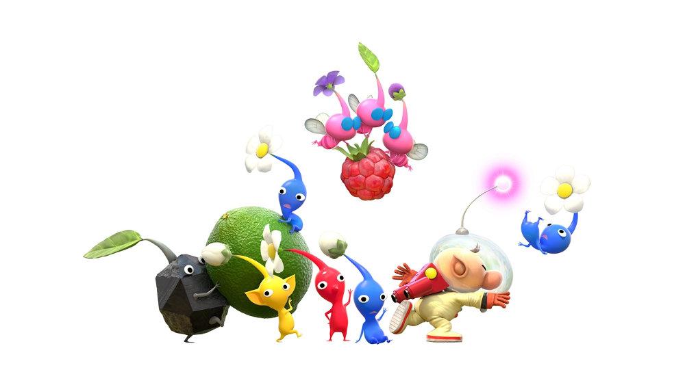 任天堂・宮本茂氏、『ピクミン4』はまだ開発中 @ E3 2017