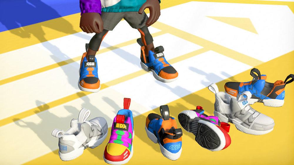 スプラトゥーン2:スニーカーを中心に展開するスポーツブランド「ヤコ」、新作でもヤコメッシュやクレイジーアローズは健在