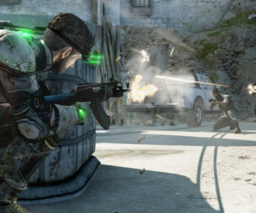 Ubisoft CEO、ステルスアクション『スプリンターセル』の将来的な復活を示唆