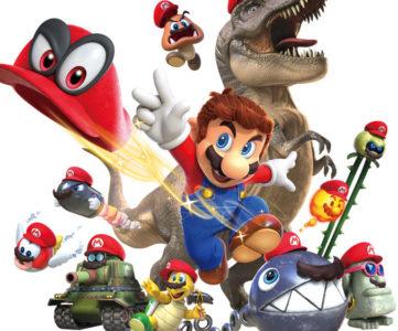 『スーパーマリオ オデッセイ』、欧州でも『スーパーマリオ』史上最大ローンチ。Nintendo Switch 用ソフト全体でも最速ペースの売れ行き
