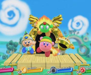 Nintendo Switch:『星のカービィ』最新作は4人までの協力プレイやコピー能力ミックスが可能に