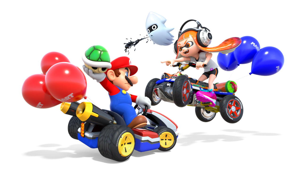 【マリオカート8 デラックス】プレイ人数、マルチプレイに必要なコントローラーの種類・個数