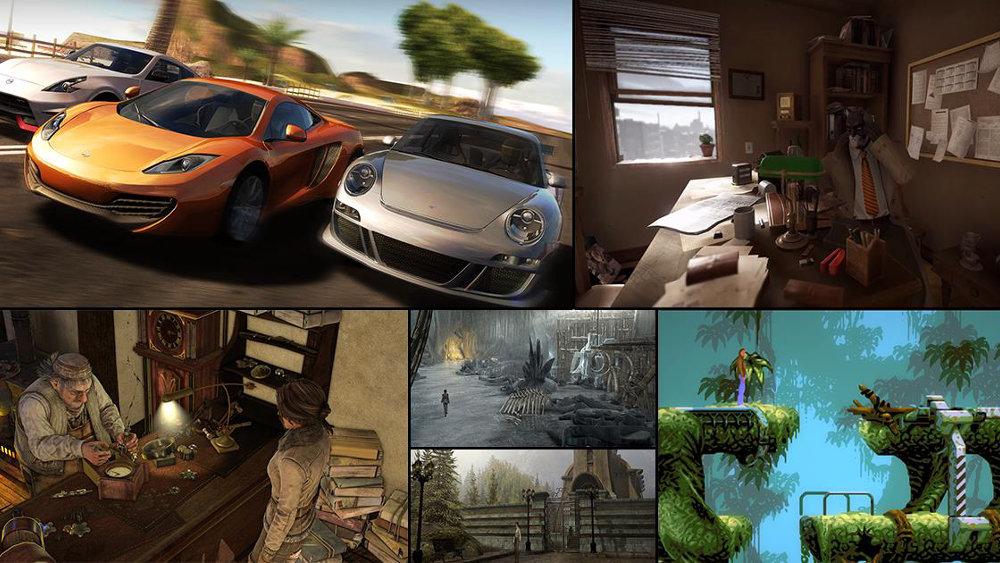 仏 Microïds、『Syberia』シリーズ3作品や『Gear.Club』など計6タイトルを Nintendo Switch に対応