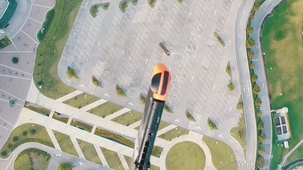 Nintendo Switch、1000フィート(約305m)上空からの落下にも耐え動作