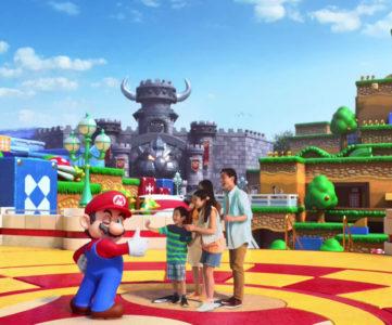 投資規模600億円超となるUSJ「任天堂エリア」、目玉に『マリオカート』のライド・アトラクション登場