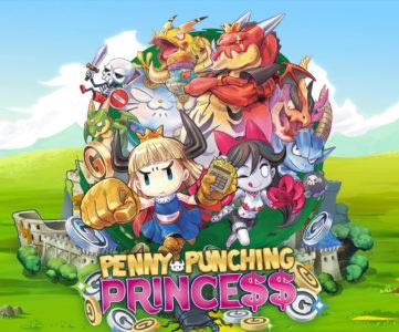日本一ソフトウェア、『プリンセスは金の亡者』『世界一長い5分間』などを Nintendo Switch に対応