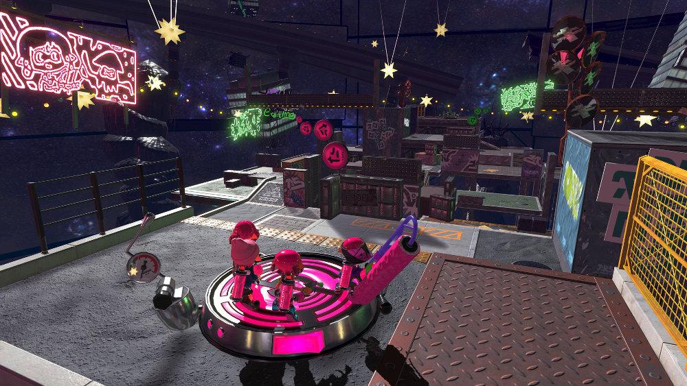 スプラトゥーン2:フェス限定、開催のたびに形が変わる第3の特殊なステージ「ミステリーゾーン」が登場