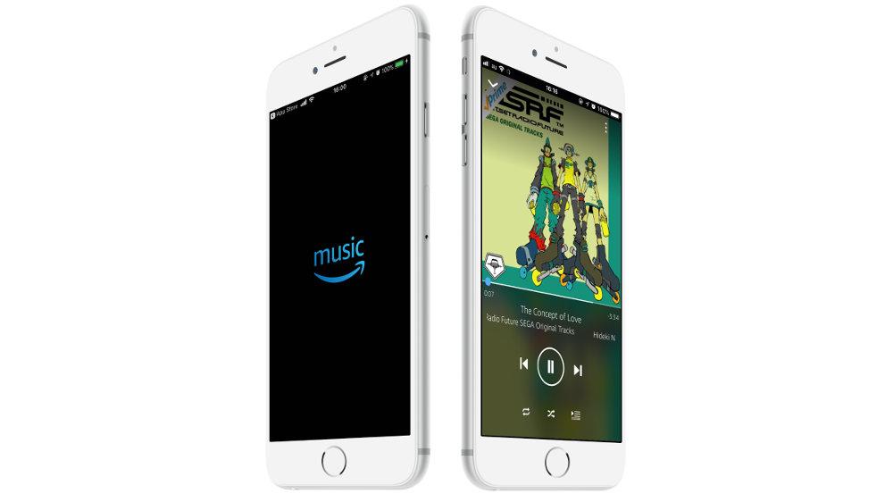 Amazon Prime Music で聴けるゲームミュージック、セガサウンドもたっぷり