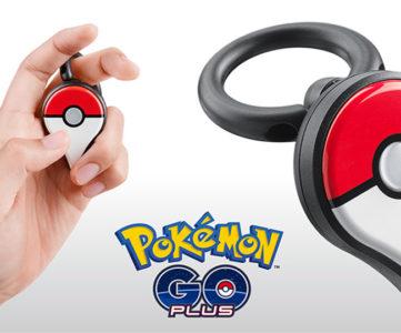 ポケモンGO:『Pokémon GO Plus』を手のひらで扱いやすくする「リングオプション」が発売