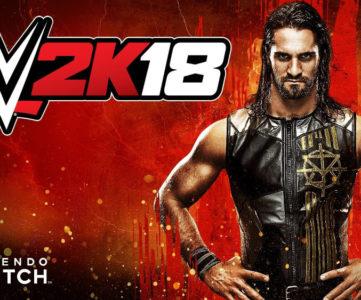 『WWE 2K18』に出演のロースター第1弾 47選手