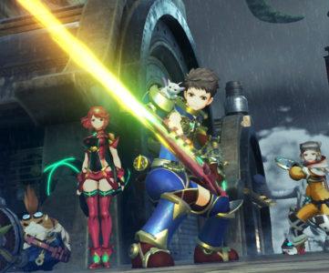海外版『Xenoblade Chronicles 2 (ゼノブレイド2)』は日本語音声が無料DLCとして配信