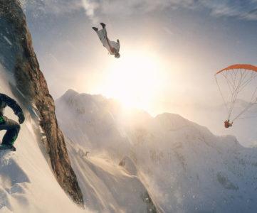 Ubisoft、スイッチ版『STEEP』の開発中止を決定