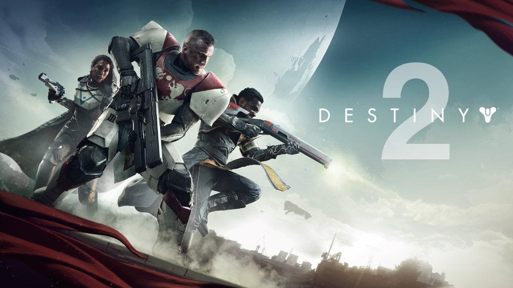 『Destiny 2』、発売月の売上のみで米国の年間1位にランクイン