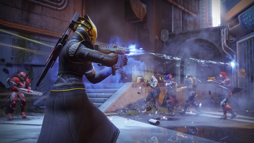 『Destiny 2』、発売週の週末におけるオンライン同時接続数が120万人を突破
