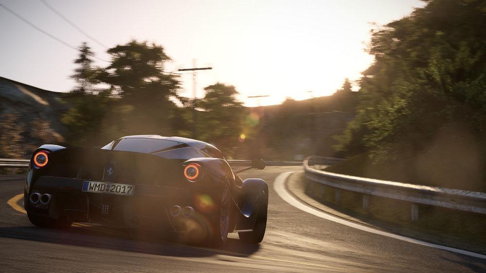 "『PROJECT CARS 2』の収録カーリスト:世界有数ブランドから180車種以上が、実物の設計図に基づいて忠実にデザインされた ""本物"" として登場"