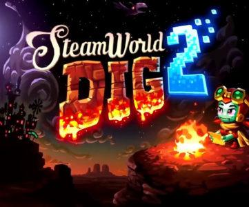 『スチームワールド ディグ2』、ニンテンドースイッチ版の売上は Steam 版の10倍規模に