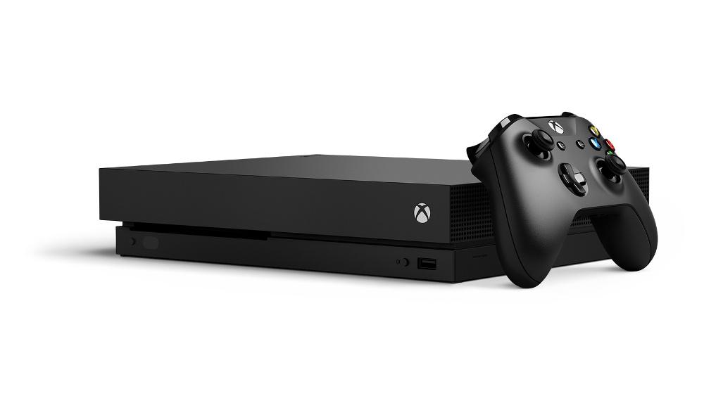 Xbox One X、英国では初週8万台強。Nintendo Switch や PS4 Pro を上回るスタート