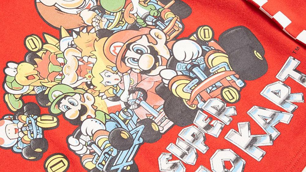 任天堂 × Forever 21:Tシャツやパーカーなどスーファミ復刻記念コラボアイテム