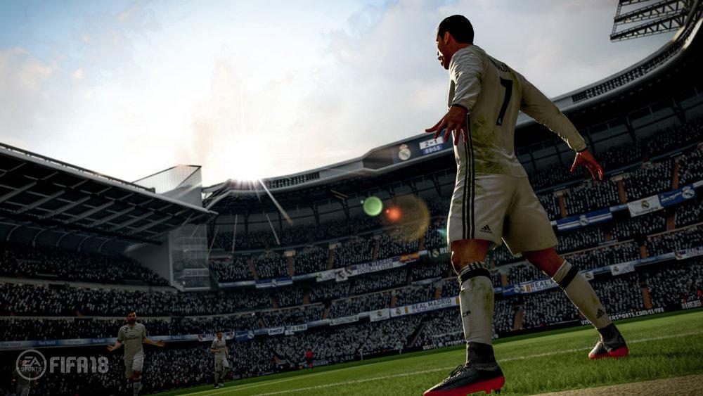 ドイツ:『FIFA 18』が発売2日で100万本突破、『マリカ8DX』『バイオ7』は20万本突破