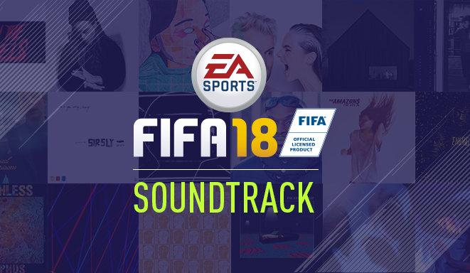 数十カ国以上のアーティストが40以上の曲を提供、『FIFA 18』のサウンドトラックリスト