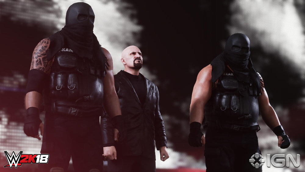 『WWE 2K18』参戦レスラー発表第3弾 41名