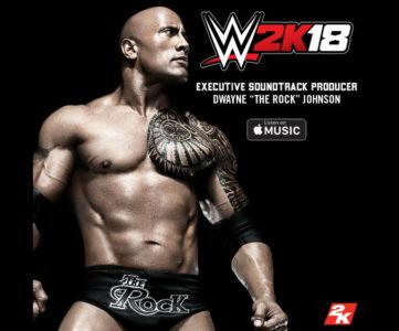 "『WWE 2K18』、""ザ・ロック"" ドゥエイン・ジョンソンが選ぶサウンドトラック11曲"
