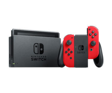 Nintendo Switch、英国で累計販売30万台を突破