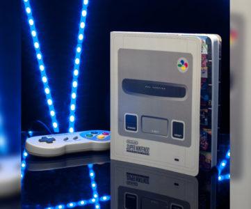 「コントローラ型ミラー」や「スーファミノート」「絵が浮き出るマグカップ」など、海外ではスーパーファミコン復刻で様々な新作SNESグッズが発売