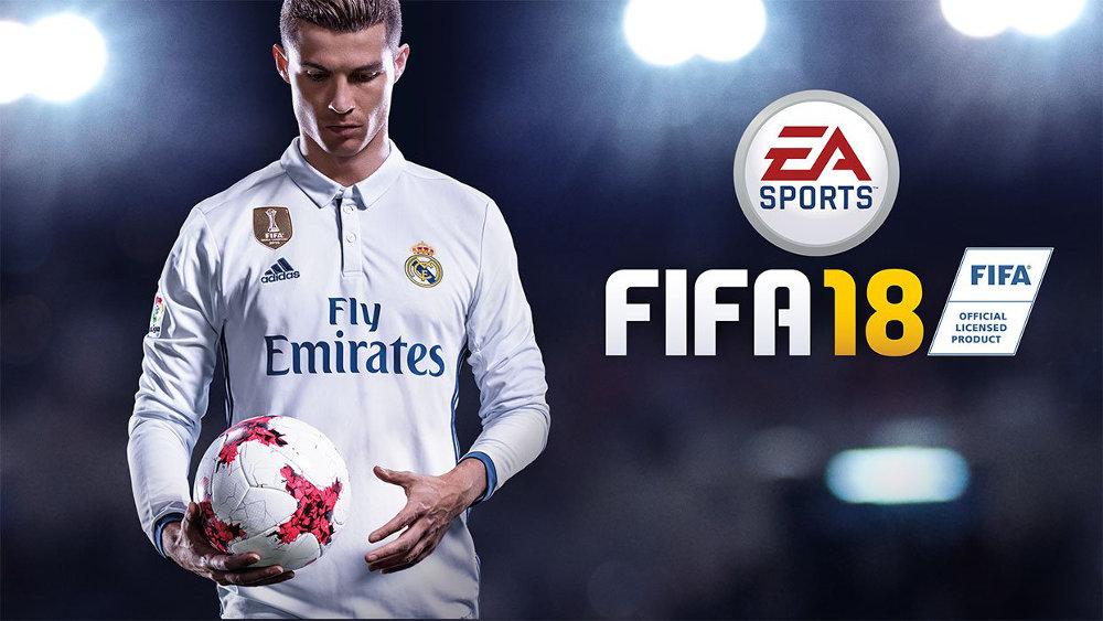 『FIFA 18』、最初の週末で同時接続ユーザー数が160万人を突破