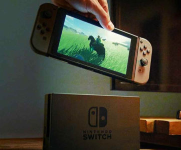 噂:Nintendo Switch のプレイ動画撮影、将来的には30秒以上の録画も可能に