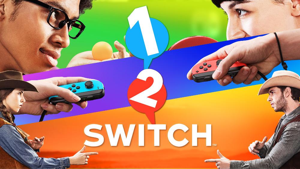 『1-2-Switch』がスイッチ本体の動画撮影機能に対応、バージョン 1.1.0 アップデートで