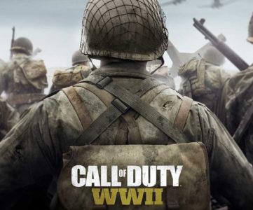 原点回帰の『Call of Duty: WWII』、発売3日間で5億ドルを販売。前作『Infinite Warfare』の2倍