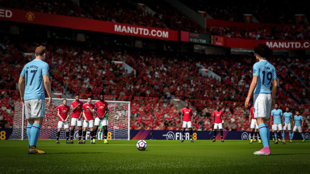 EA、スイッチ対応はまだ慎重「『FIFA 18』の成否判断は時期尚早」