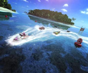 Nintendo Switch:水上バイクを題材にしたレースゲーム『Aqua Moto Racing Utopia』とスノーモービルの『Snow Moto Racing Freedom』が欧州で発売