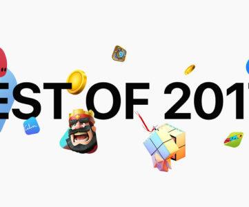 Apple が選ぶ2017年最高のアプリ・ゲーム、iPhone ベストは位置情報+育成ゲーム『Ekibo』