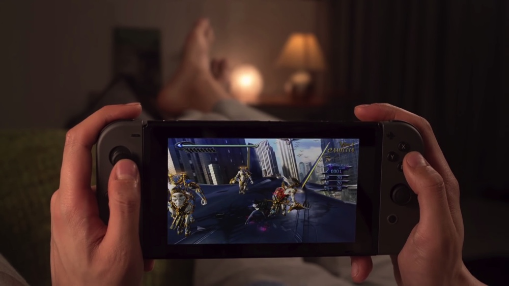 【比較】どこが変わった?『ベヨネッタ2』ニンテンドースイッチ版と Wii U 版との違い、変更点や新要素についてまとめました