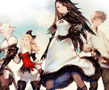 スクエニ、『ブレイブリー』シリーズが Nintendo Switch に対応か。Joy-Conを手にはしゃぐ意味深な「イデア・リー」のクリスマスイラスト