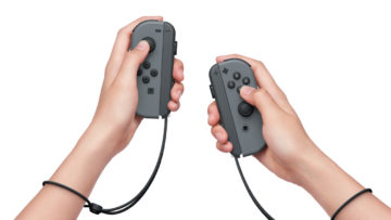 Nintendo Switch 標準コントローラー Joy-Con