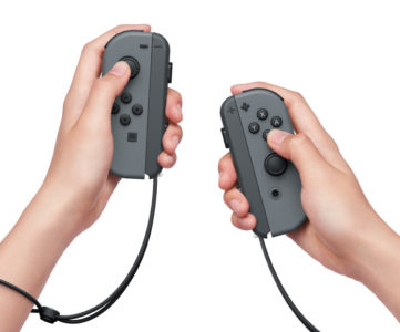 【Nintendo Switch】同時に接続できるコントローラーの数、本体に登録できる上限個数