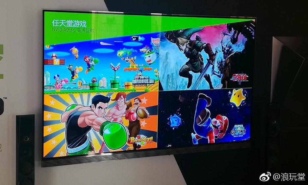 任天堂、Wii / GC タイトルを NVIDIA Shield へ提供。中国市場向けに『スーパーマリオギャラクシー』や『ゼルダの伝説 トワイライトプリンセス』など