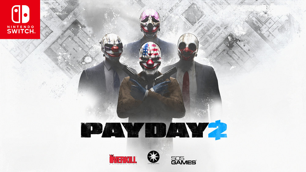 『PAYDAY 2』、スイッチ vs PS4 vs Xbox 360 各バージョンのグラフィック比較映像
