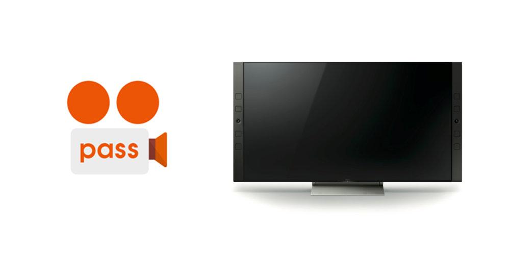 au 公式動画配信サービス「ビデオパス」がソニーのブラビア(Android TV 機能搭載モデル)に対応
